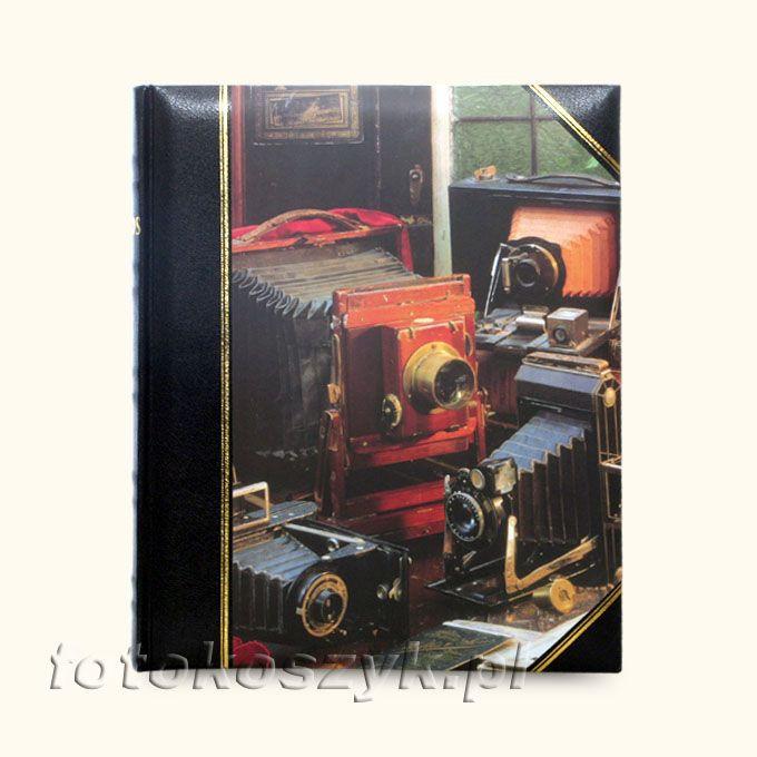 Album Kolekcja Aparaty (tradycyjny 60 białych stron)  2525