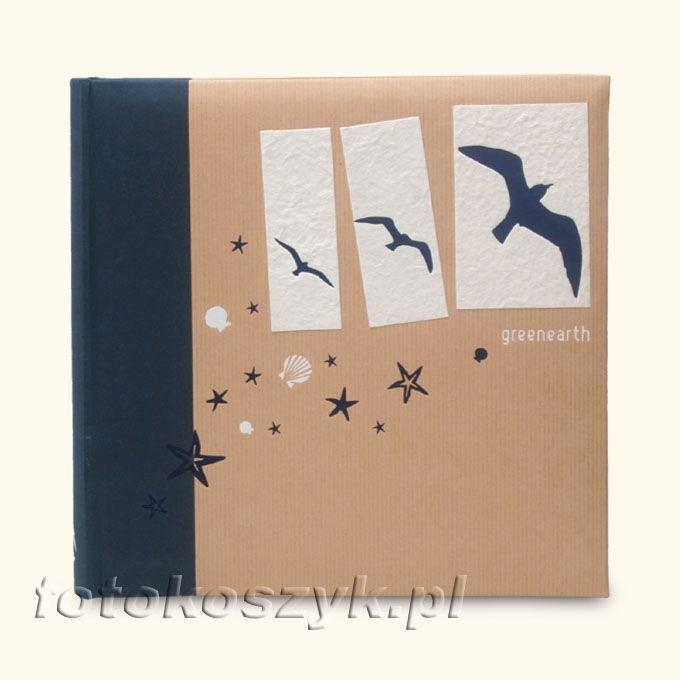 Album Panodia Greenearth II Granatowy (600 zdjęć 10x15) Panodia 270671