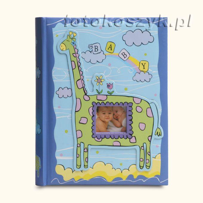 Album Dziecięcy Żyrafa (300 zdjęć 10x15) Lotmar 1417
