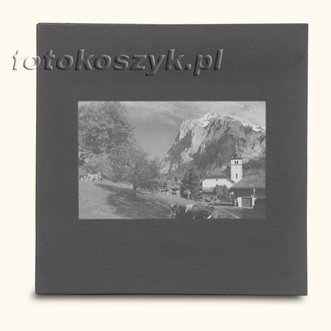 Album Wally Klasyczny Ciemny Kościół (tradycyjny 40 czarnych stron)  3299