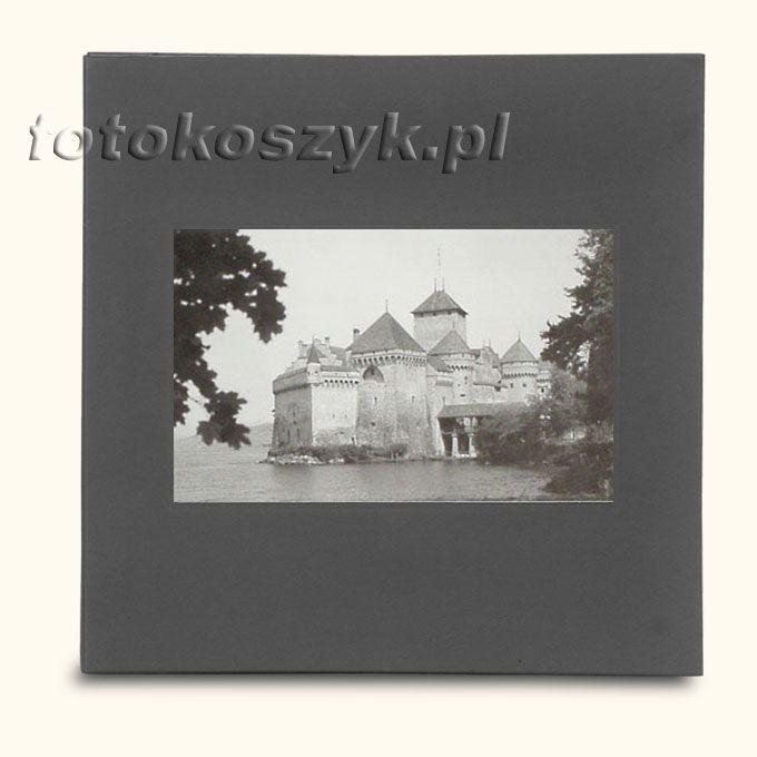 Album Wally Klasyczny Ciemny Zamek (tradycyjny 40 czarnych stron)  3297