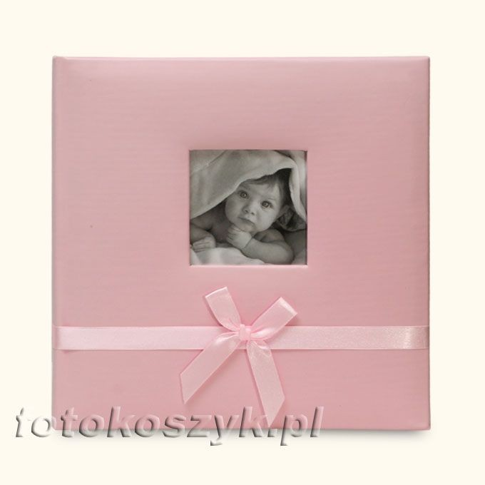 Album Blupik Różowy XXL Box (tradycyjny 80 kremowych stron) Lotmar 4534