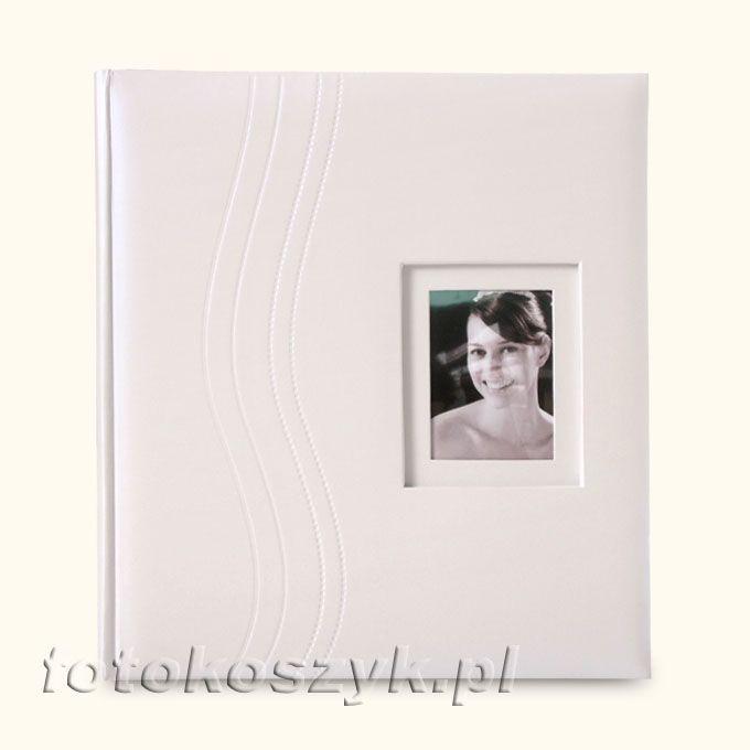 Album Ślubny Wstążka (tradycyjny 60 białych stron) Lotmar 2716