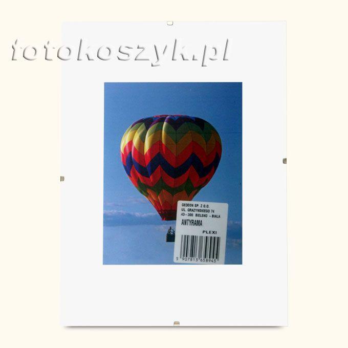 Antyrama A4 Plexi (na zdjęcie 20x30 cm) Gedeon 5149