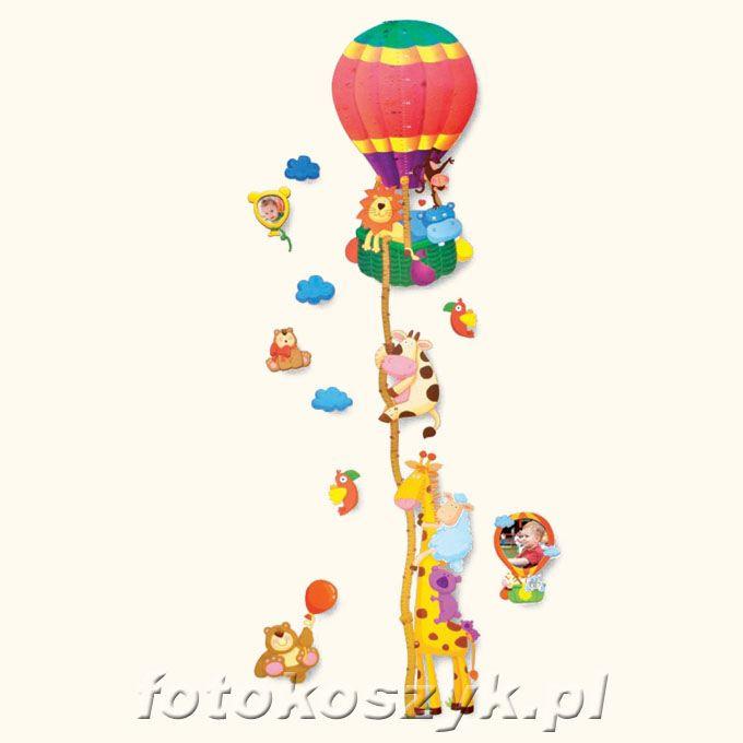 Miarka Wzrostu Balon Zep RDA5216