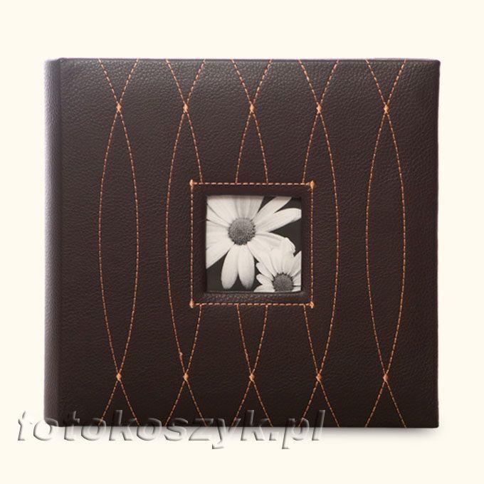 Album Dekor Oval Ciemny (200 zdjęć 13x18) Gedeon 3316