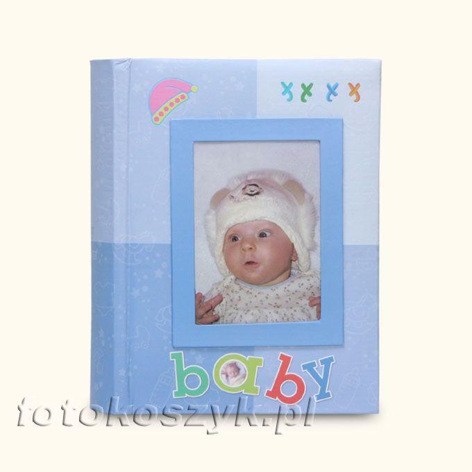 Album Dziecięcy Niebieski (300 zdjęć 10x15) Lotmar M1 46300/2(CDS)ADn
