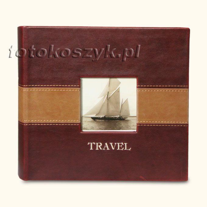 Album Dekor Travel Ciemny (200 zdjęć 10x15) Gedeon 431