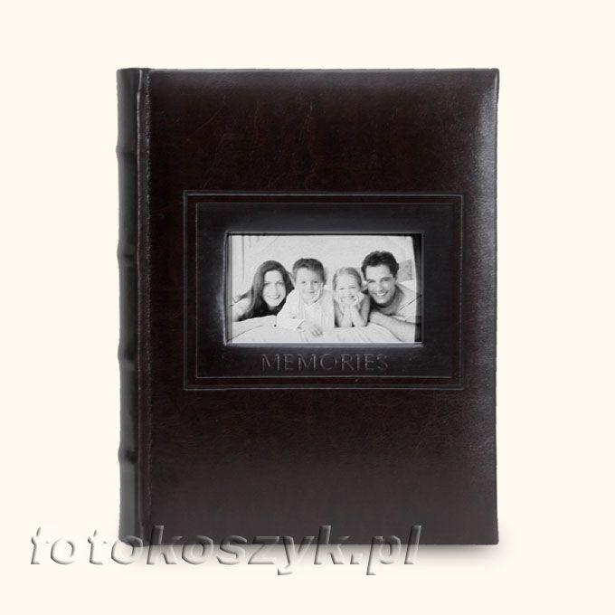 Album Memories Ciemny Brąz (300 zdjęć 10x15) Lotmar M1 46300/2(CDS) PS ciemny