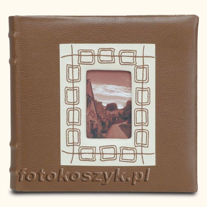 Album Dekor Ramka Pion (200 zdjęć 10x15) Gedeon 170