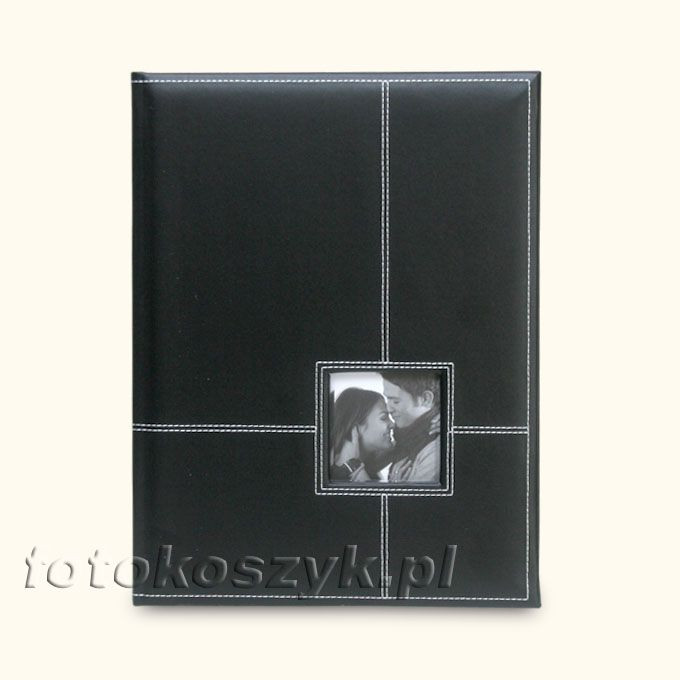 Album Zep Ginevra Czerń XL (tradycyjny 60 białych stron) Zep GE243230 cze