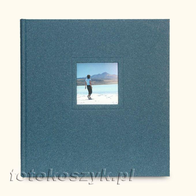 Album Goldbuch Modern Art Niebieski (tradycyjny 60 czarnych stron) Goldbuch 5560