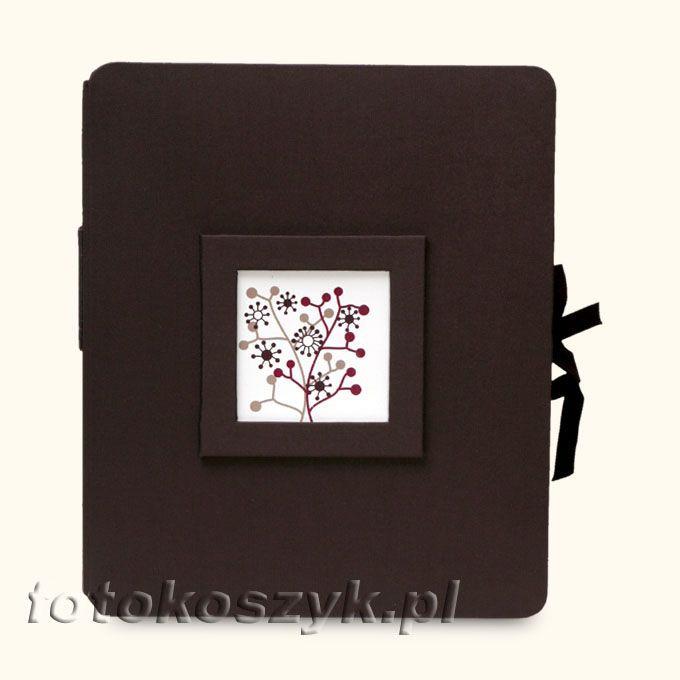 Pudełko Na Album Bakari (wielkość 24cmx30cm do 60 stron) Panodia 4626