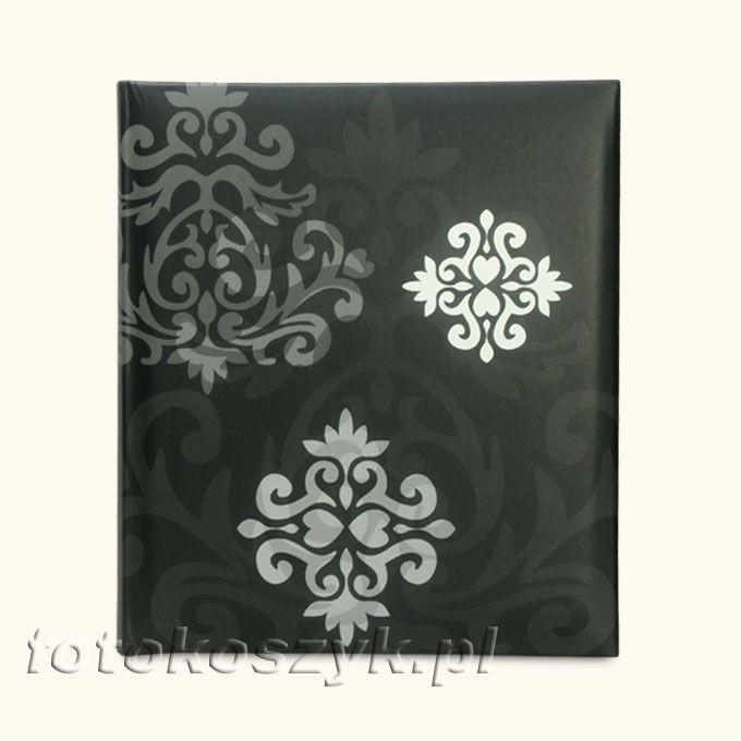 Album Henzo Baroque Czarny XL (tradycyjny 100 czarnych stron) Henzo 10.119.08