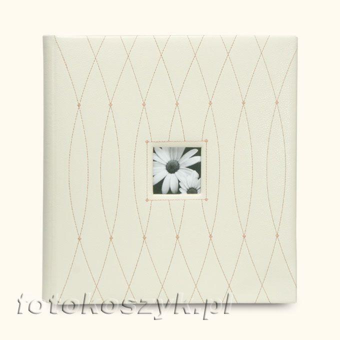 Album Dekor Oval Jasny XL (tradycyjny 60 białych stron) Gedeon 3105