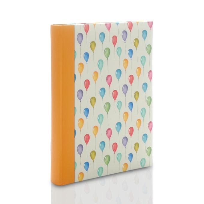 Album Zep Evian kolorowe baloniki XL (tradycyjny 60 kremowych stron)