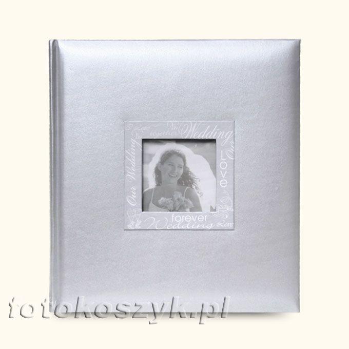 Album Sympaty Srebro (tradycyjny 60 białych stron) Lotmar 2693