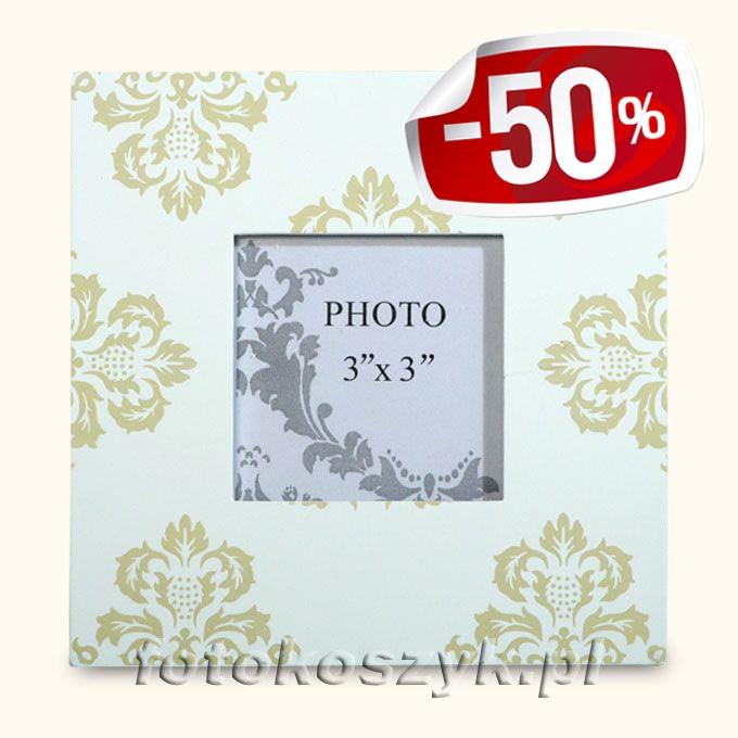 Ramka Panodia Romance (na zdjęcie 7,5x7,5 cm)