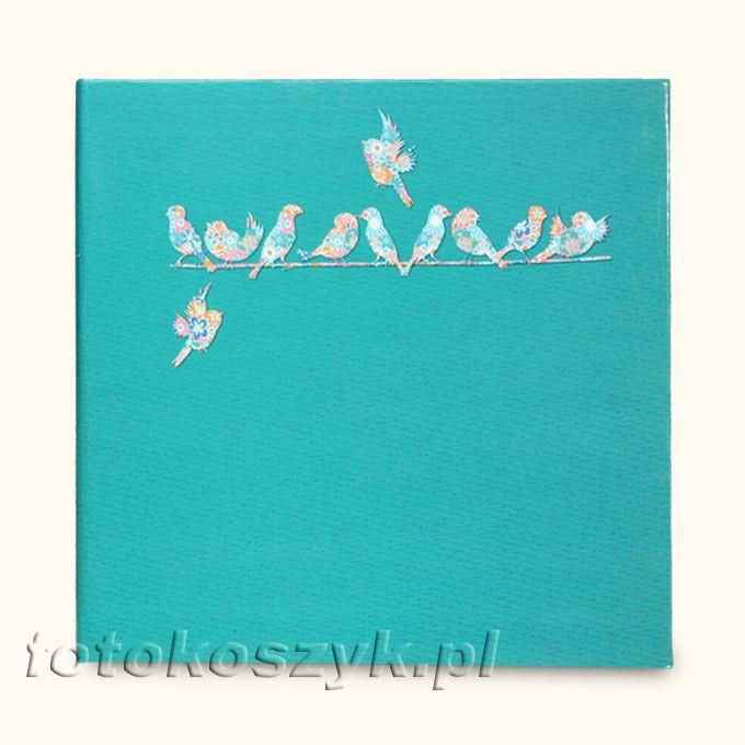 Album Panodia Mitsi Niebieski (200 zdjęć 10x15) Panodia 270847