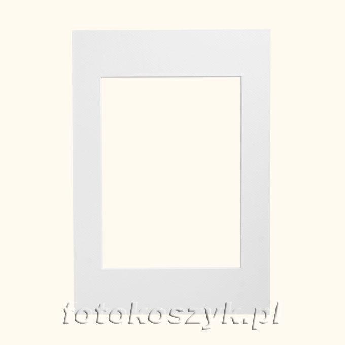 Białe Passe-partout do ramki 10x15 inni producenci 4599
