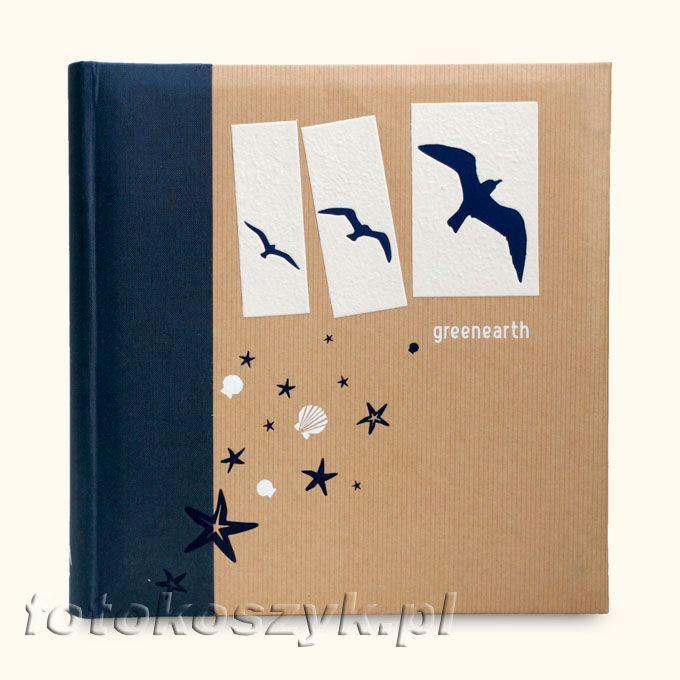Album Panodia Greenearth II Granatowy (200 zdjęć 13x19) Panodia 270681