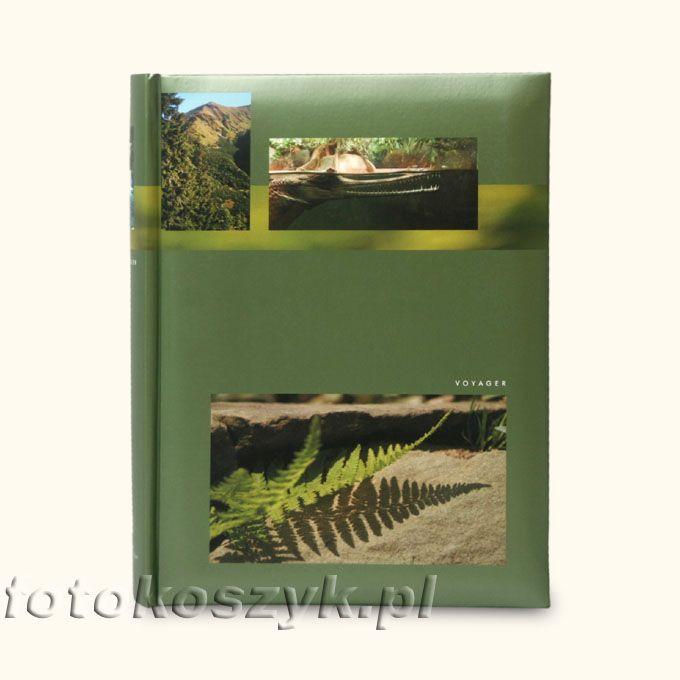 Album Voyager Zielony (200 zdjęć 10x15) Fandy 3029