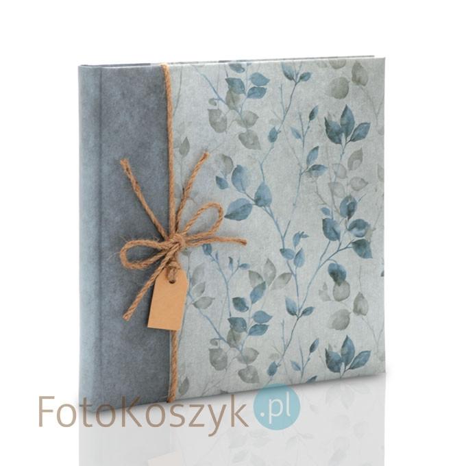 Album Zep Garden blue (tradycyjny 40 białych stron)