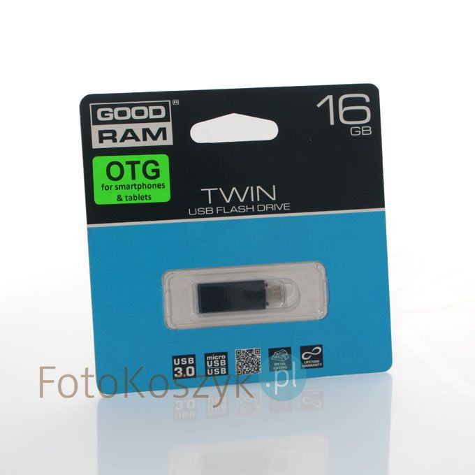 Goodram USB 3.0 Twin (16GB) kopia twin16GB