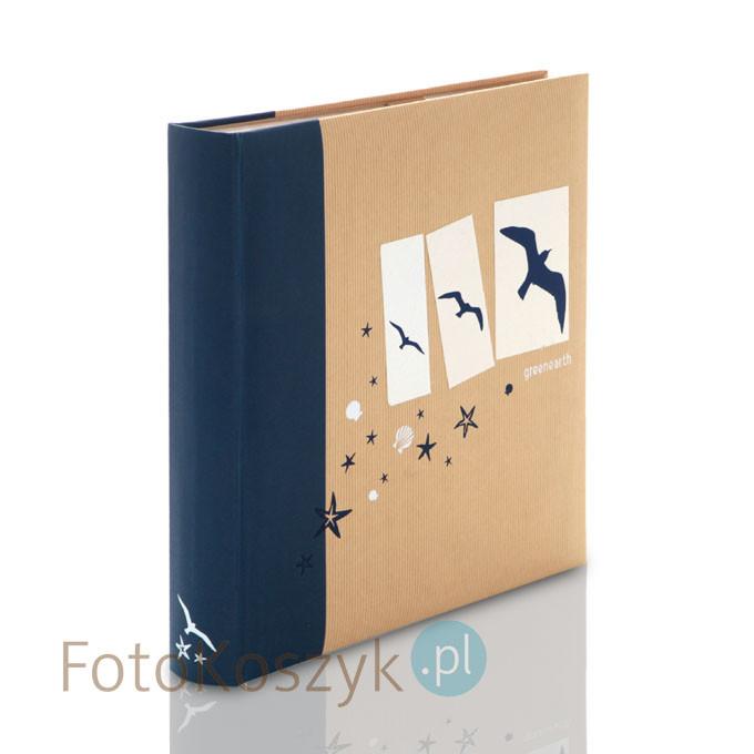 album panodia greenearth ii granatowy 500 zdj 10x15. Black Bedroom Furniture Sets. Home Design Ideas