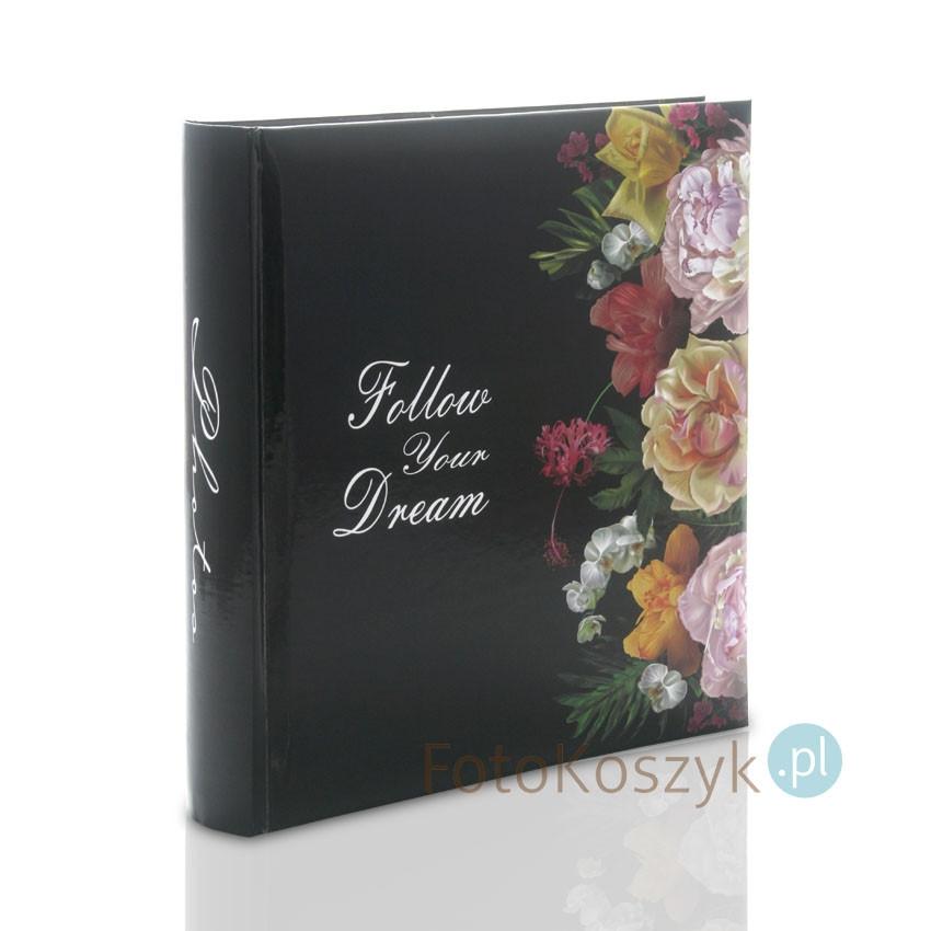 Album Magic Flower XL (tradycyjny 100 czarnych stron)