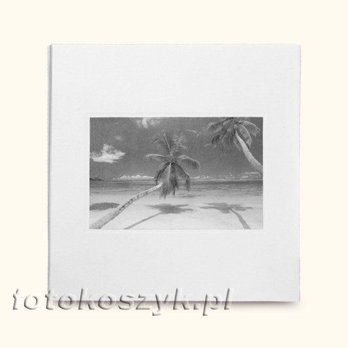 Album Wally Klasyczny Biel Palmy (tradycyjny 40 czarnych stron)  3280