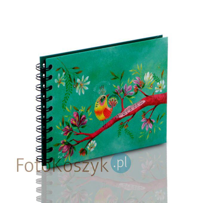Album Panodia Izou Ptaszek (tradycyjny 30 czarnych stron)