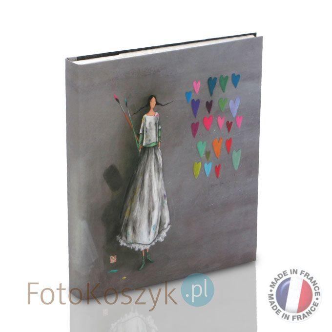 Album Panodia Gaelle Coeurs Serca (100 zdjęć 10x15cm) Panodia 271093