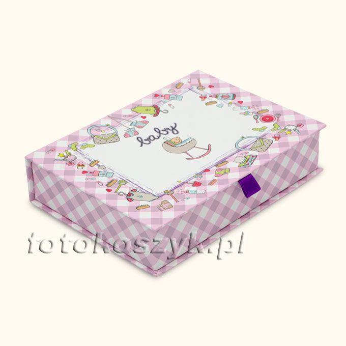Pudełko Na Odbitki Henzo Babies World (na 300 zdjęć 10x15) Henzo 19.744.14