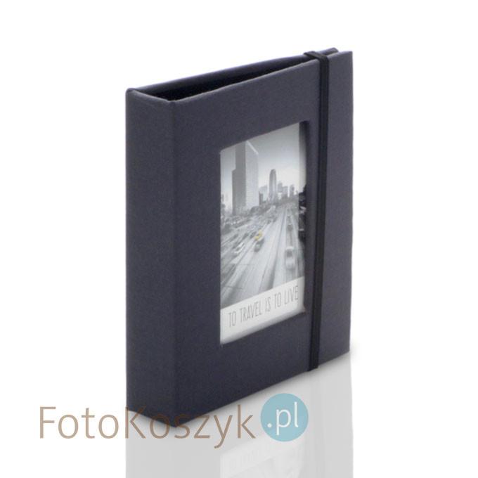 Album na polaroidy Panodia czarny (na 20 zdjęć 8,6x5,4)