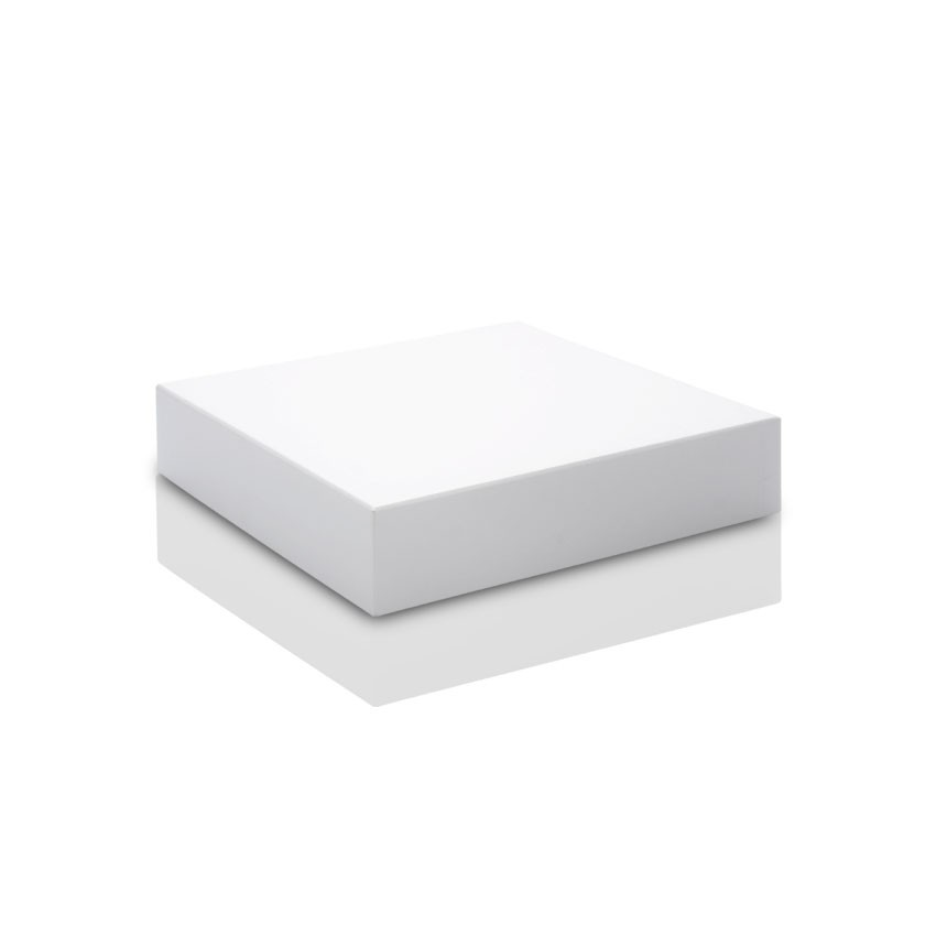Białe Pudełko SF Na Albumy (wielkość 30cmx30cm do 100 stron)