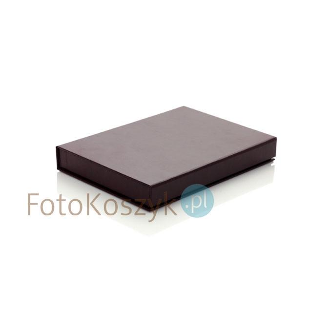 Bordowe Pudełko Na Zdjęcia 15x23 (do 100 zdjęć)