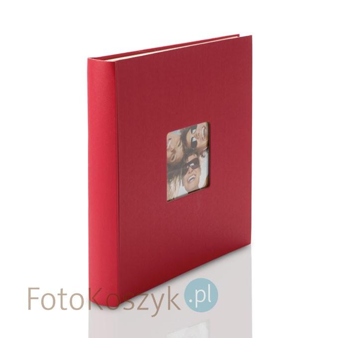 Album samoprzylepny XL Walther Fun czerwony (50 stron pod folię)