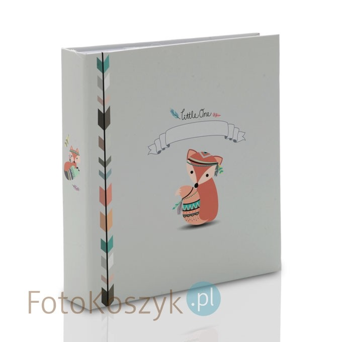 Album Dziecięcy Panodia Tinou Lisek (200 zdjęć 11,5x15)