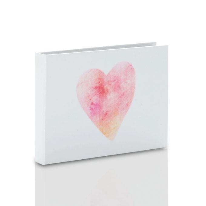 Pudełko na pendrive slim TS Serce