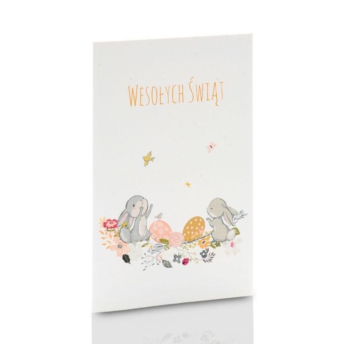 Mini-Album TS Zajączki Wielkanocne na trzy zdjęcia 13x18