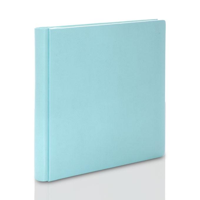 Album Introligatorski TS niebieski XXL (tradycyjny, 60 kremowych stron)