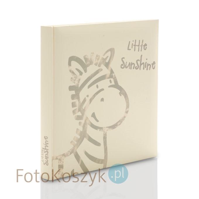 Album dziecięcy Walther Little Sunshine (tradycyjny 50 kremowych stron)