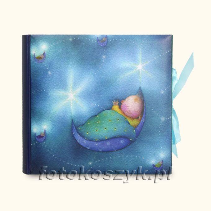 Uniwersalny Album Dziecięcy (180 zdjęć 10x15 + 10 stron)  CB46180MB