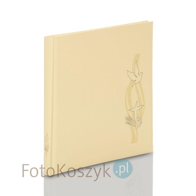 Album Komunijny symbole (tradycyjny 24 kremowe strony)