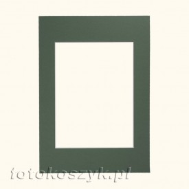 Zielone Passe-partout do ramki 13x18 inni producenci 4708