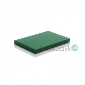 Zielone pudełko SF linum na zdjęcia 13x18 (do 50 zdjęć)