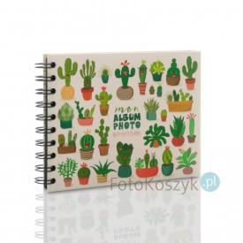 Album Panodia Lali Cactus (tradycyjny 30 czarnych stron)