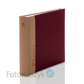Album Henzo Chapter bordo XL (tradycyjny 100 białych stron)