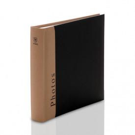 Album Henzo Chapter czarny XL (tradycyjny 100 białych stron)